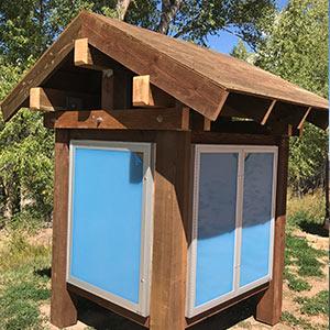 California Roof Kit